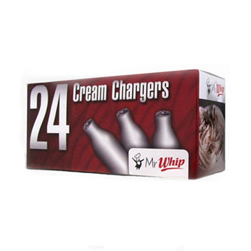 Mr Whip Cream Chargers