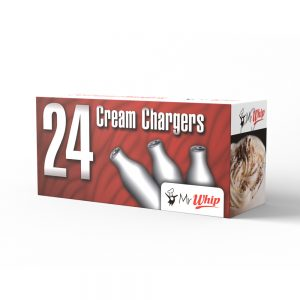 144 x Mr. Whip N2O Cream Chargers