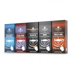Three Kings Nespresso Compatible Mixed Pack