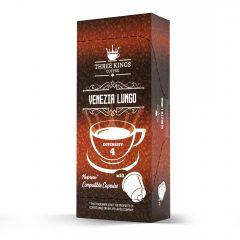 Three Kings Venezia Lungo Nespresso Compatible Capsules